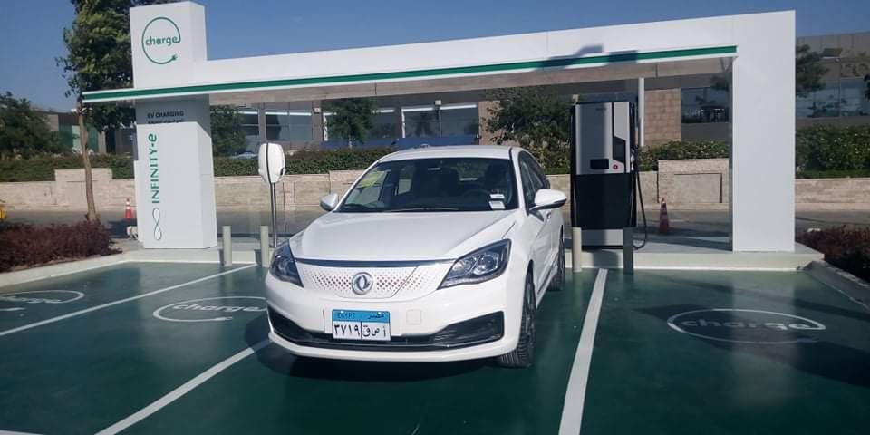 Egypt S First Electric Car Nasr E70 Manufacturer Specs Photos Price Amwal Al Ghad