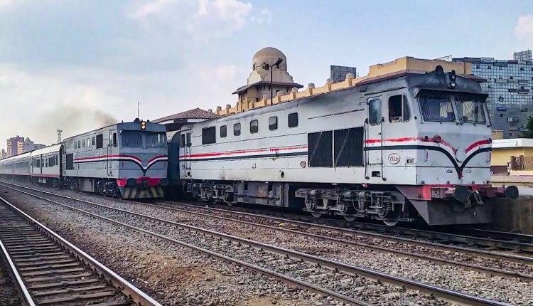 Egypt railway