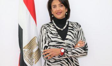 Amani Rabie, ITIDS's VP for Markets Development