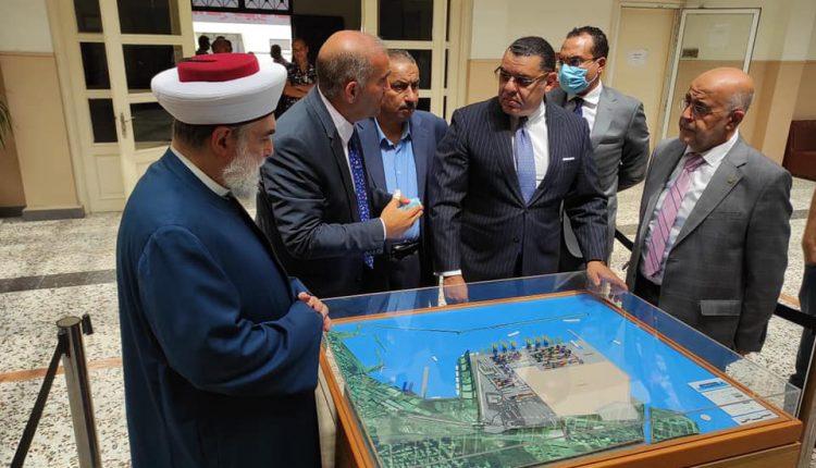 Arab Contractors Tripoli Port