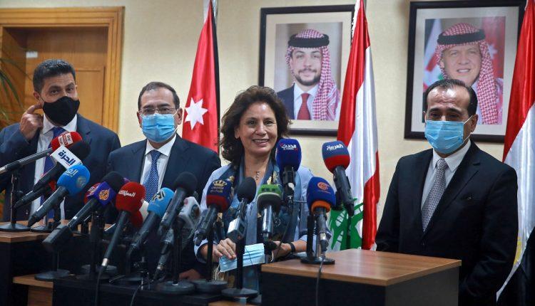 Jordan Egypt Lebanon Syria