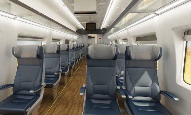 Spanish Talgo trains Egypt